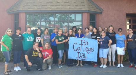 Valle Vista College Day 2015